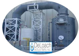 Odor Control, Fume & Gas Emission Scrubbers (with audio)