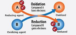 Oxidation of solids