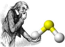 Rotten Egg Man smelly